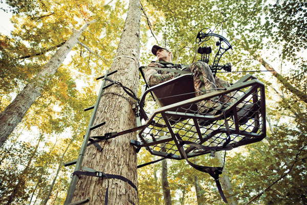 How to Correctly Hang Your Tree Stand