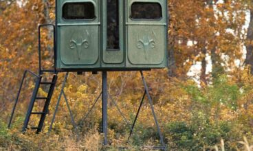 Hunting Box Blinds -