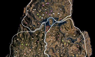 Hunting Locations