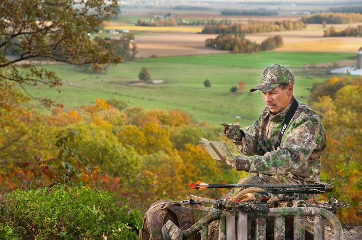 The 10 Reasons to Hunt From Tree Stands