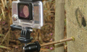 Tree Stand Cam Holder -