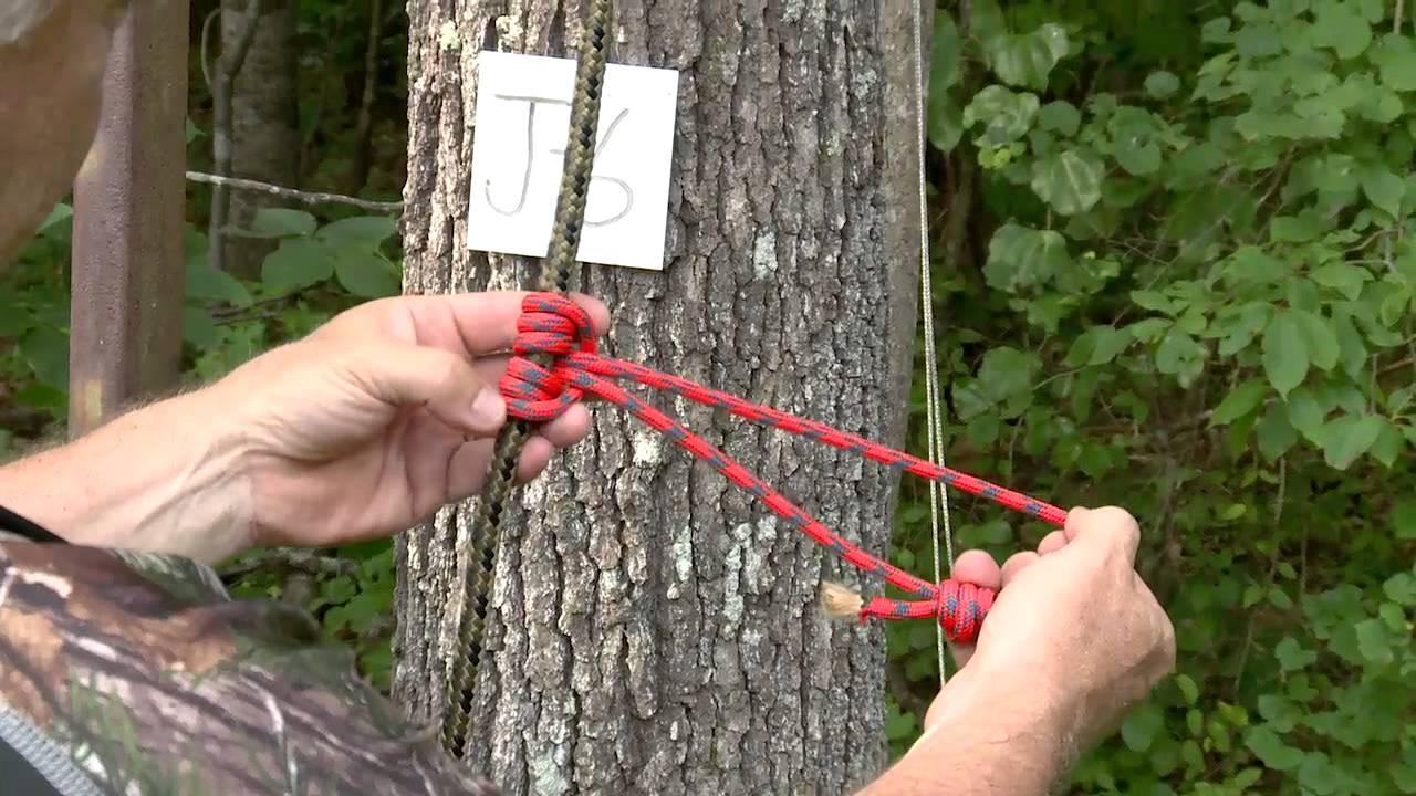 Tree Stand Safety Line & Hoist Line