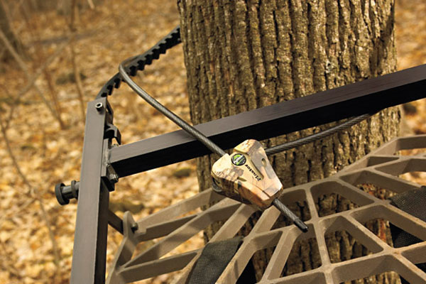 Tree Stand Security Lock